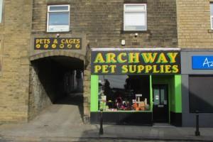 Old Established Pet Store
