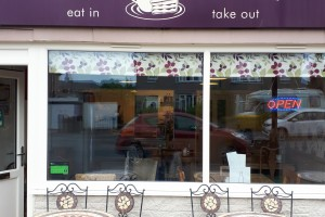 Café/Coffee House & Sandwich Takeaway