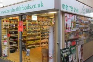 Natural Health Food Store