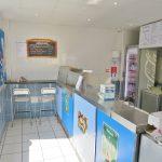 popular fish shop