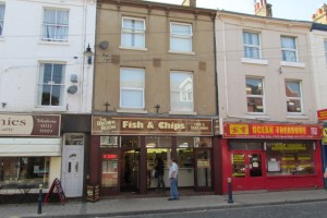 Established Fish and Chip Restaurant