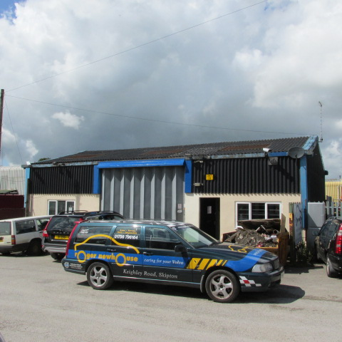 Specialist volvo garage alan j pickenalan j picken for Garage volvo bourgoin jallieu