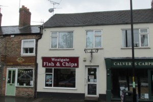 Recently Closed Fish & Chip Shop