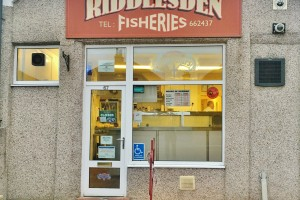 Old Established Fish and Chip Shop