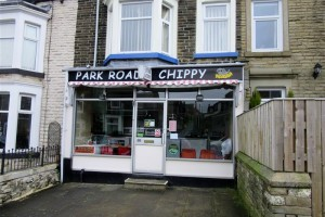 Fish and Chip Shop with family residence