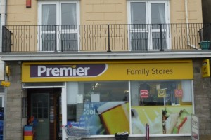 Family Newsagents Store