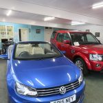 Car Sales Showroom