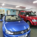 Long Established Car Sales Showroom