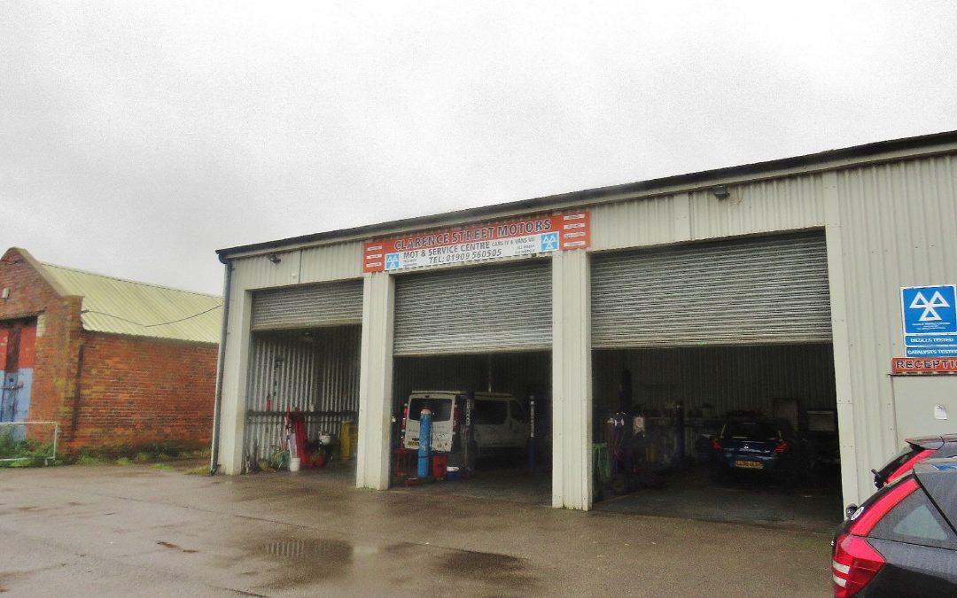 Long-established  MOT and Service Centre