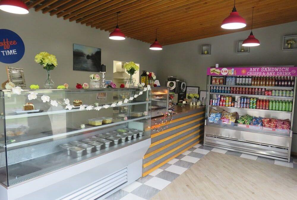 Popular Coffee and Sandwich Bar